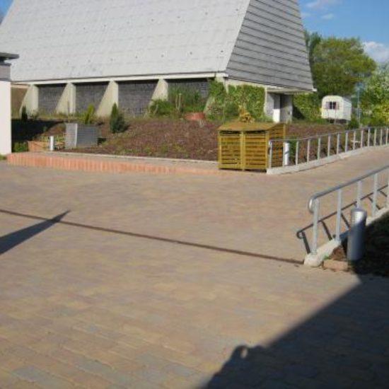 Außenanlage HPZ St. Laurentius Warburg