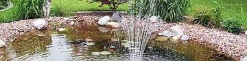 Teiche / Wasserspiele