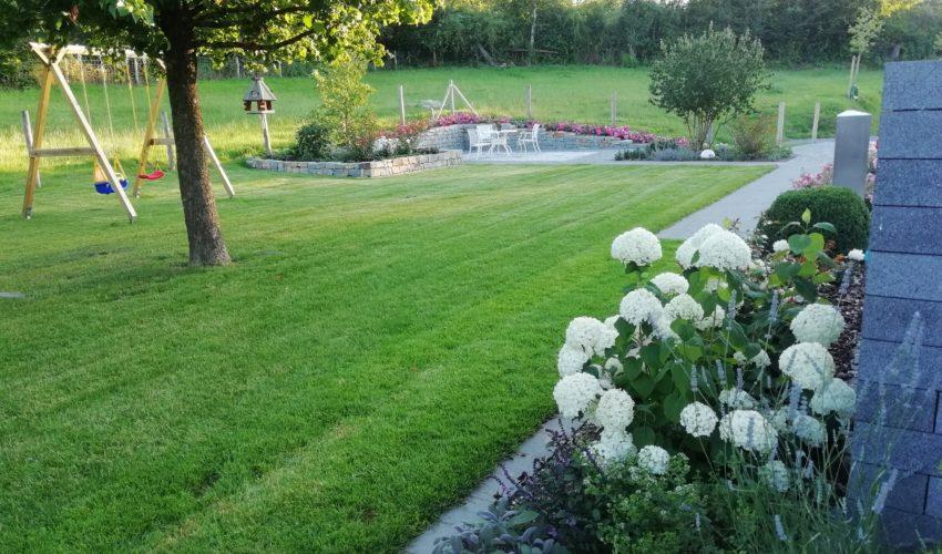 Hausgarten in Bad Driburg